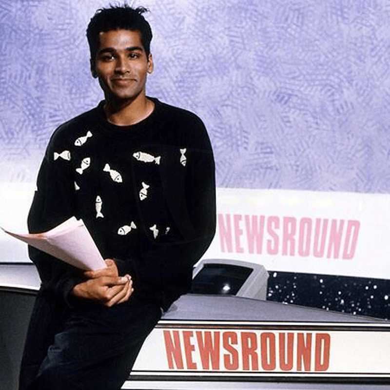 PICTURED: Krishnan Guru-Murthy.