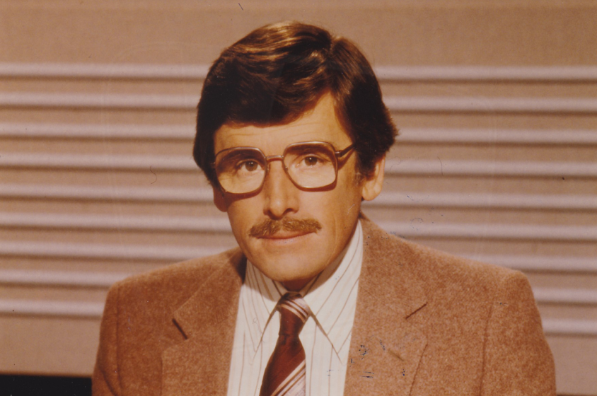 PICTURED: Richard Whitmore (August 1982). SUPPLIED BY: Paul R. Jackson. COPYRIGHT: BBC.