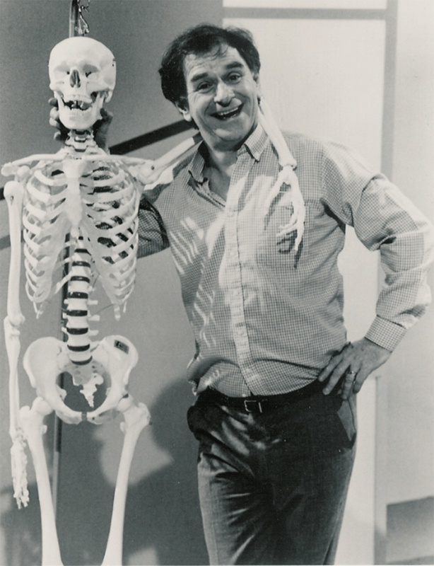 PICTURED: Johnny Ball (Think of a Number). SUPPLIED BY: Johnny Ball. COPYRIGHT: BBC.