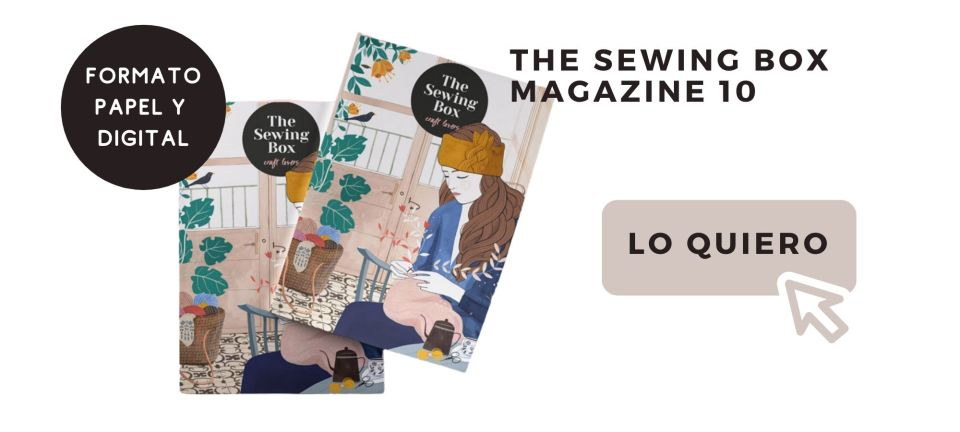 Jersey Lola en The sewing box magazine 10