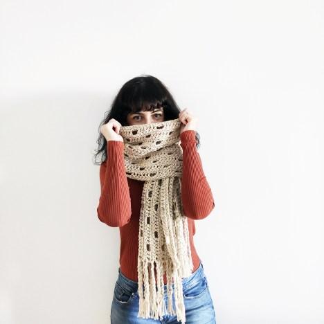 Patrón cojín de crochet MyRules