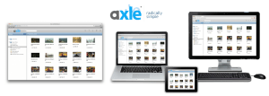 axle radically simple content management