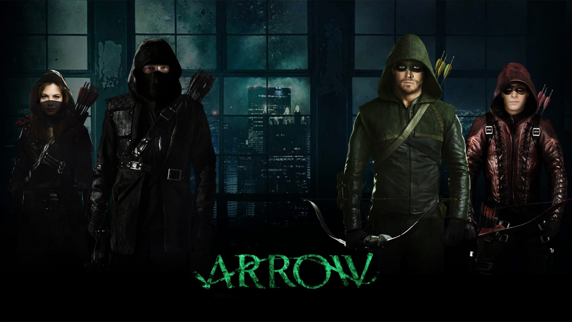 Arrow 6x18 - Fundamentals