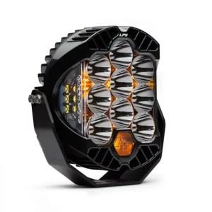 LED Light Pods High Speed Spot Pattern Clear LP9 Series Baja Designs