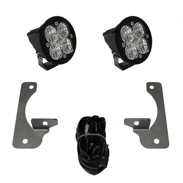 Jeep JK LED Light Kit 13-16 JK Rubicon X/10th Anne/Hard Rock Squadron-R Pro Baja Designs