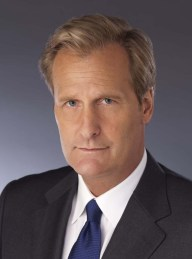 Jeff Daniels as Will McAvoy - The Newsroom