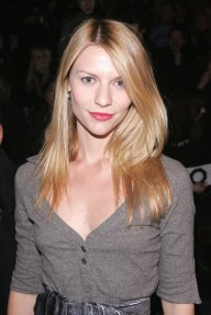 Clarie Danes as Carrie Mathison - Homeland