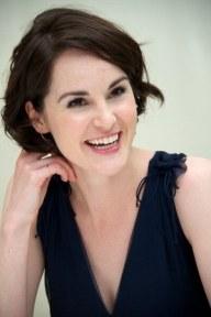 Michelle Dockery as Lady Mary Crawley - Downton Abbey
