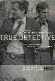 """Poster de la série """"True Detective"""""""