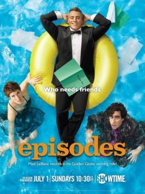 "Episodes - ""Episode 305"" - Showtime David Crane, Written by Jeffrey Klarik, Written by"