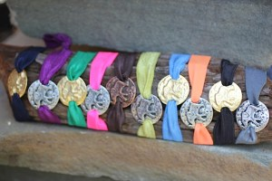 elephant hair ties