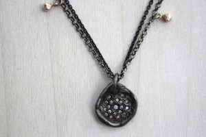 ripple effect necklace