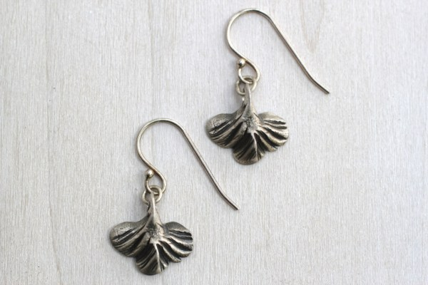 rebel shamrock earrings