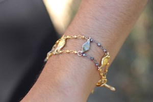 In Optimism There Is Magic Bracelet