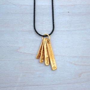 Tiny Moments Necklace