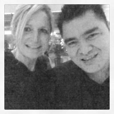 I met the most inspirational journalist, filmmaker and immigration reform activist this weekend. #showthelove for Jose Antonio Vargas! It might be time to make an #inspirational #jewelry piece to raise awareness for #defineamerican #showthelovejewelry @joseiswriting
