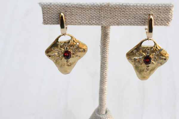 heirloom earrings