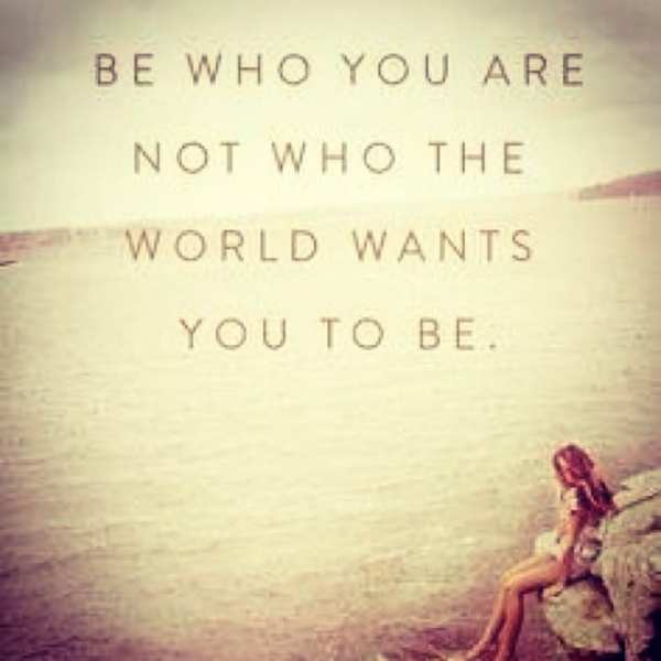 Be who YOU are, not who the world wants you to be. #showthelovejewelry #girlpower #inspirationalquote #inspirationoftheday