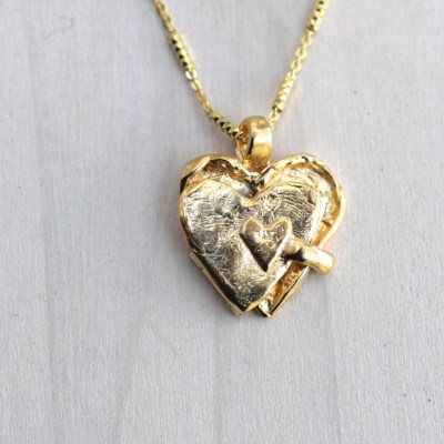 i am loved locket