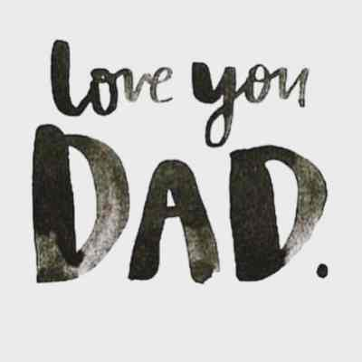 Happy Father's Day from showtheLOVE! #showthelovejewelry #welovedads!