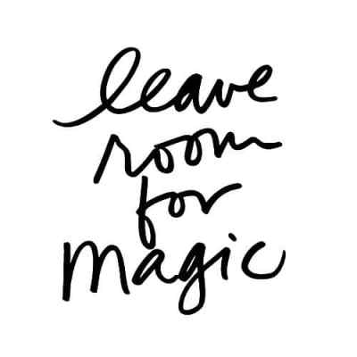 Words to live by.Get some extra magic in your life or spread some around the world with our Magic Lantern Necklace or Magic Wand Necklace! #showthelovejewelry #magic #inspire #spreadthemagic