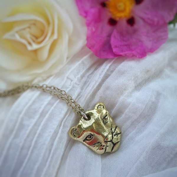 Panther Power Necklace