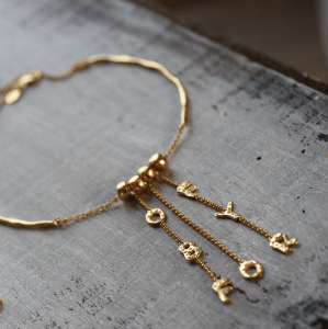 OfByFor Statement Necklace
