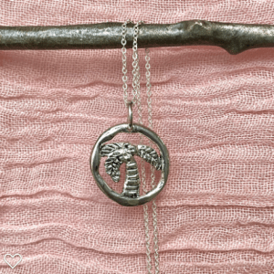 Palm Tree of Life Necklace
