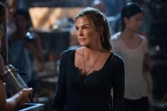 "The 100 -- ""Wanheda: Part One"" -- Image HU301A_0182 -- Pictured: Paige Turco as Abby -- Credit: Cate Cameron/The CW -- © 2015 The CW Network, LLC. All Rights Reserved"