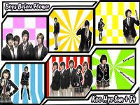 "Boys Before Flower ""uniform"""