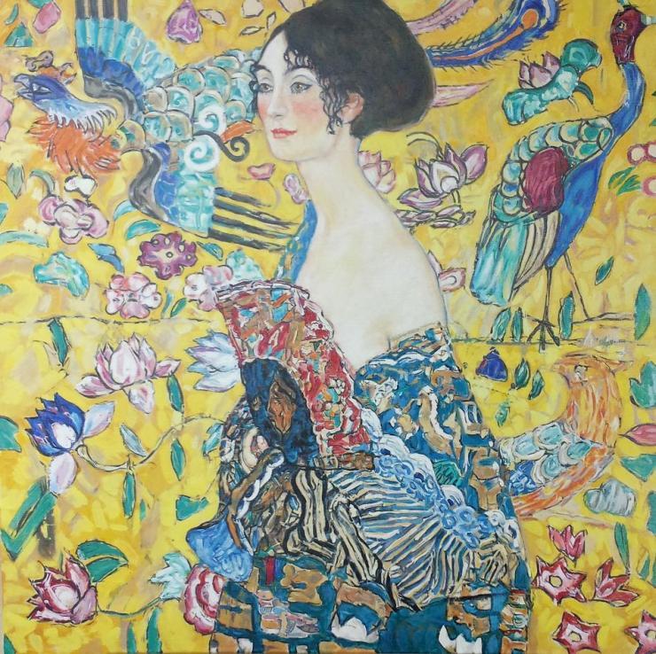 Schmalwand Kommode Von Gustav Klimt 2021