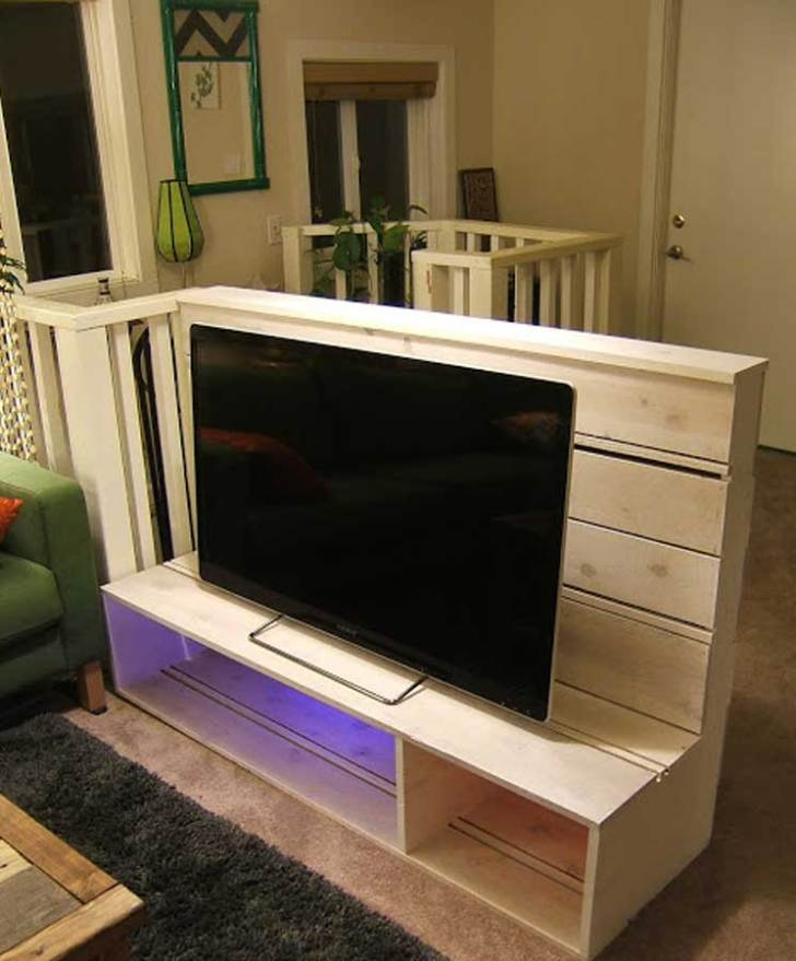 How To: Build a TV Stand