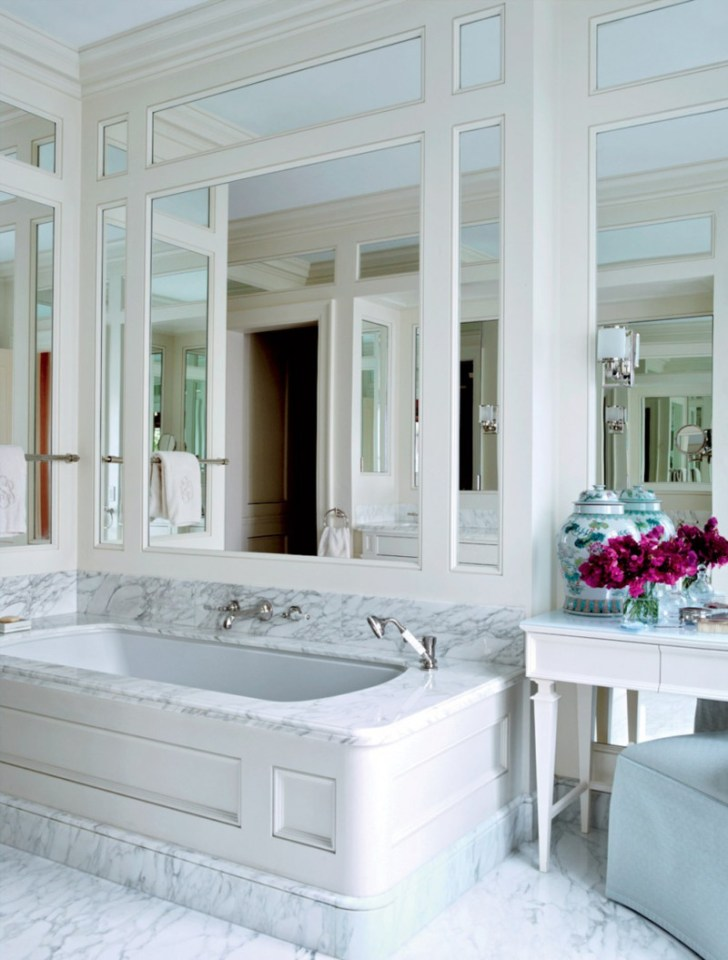 Fantastic Bathroom Relaxing Spa