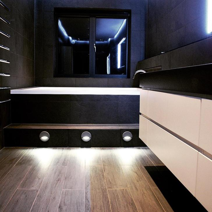 Sophisticate Spa Bathroom Design