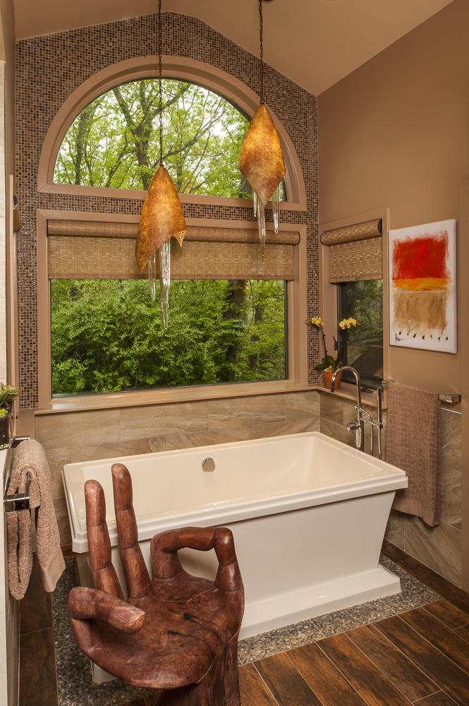 Zen Spa Bathroom