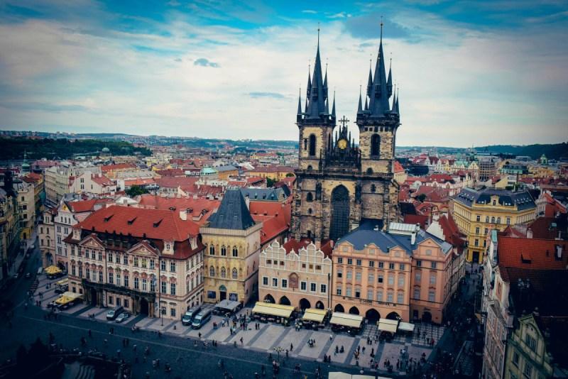 Old Town Square Prague