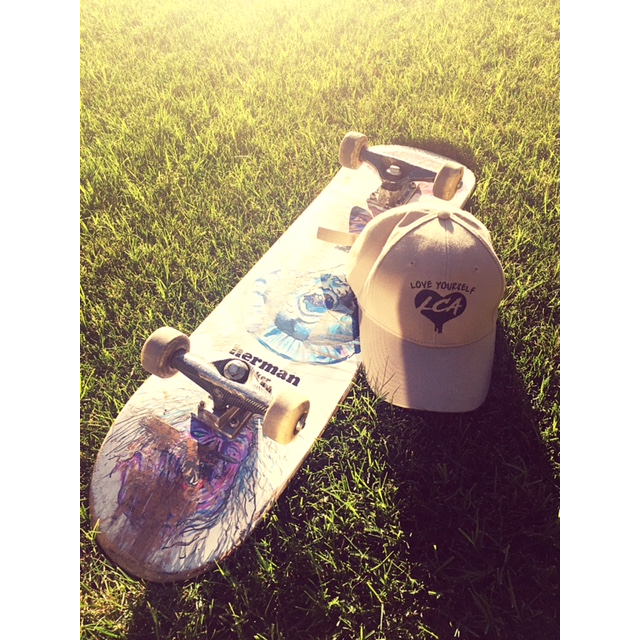 Support your local skate company by giving Lovelyclub a follow. They are based o…