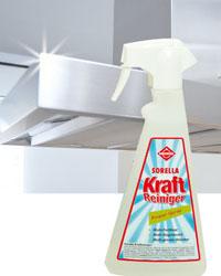 KRAFT-REINIGER: intensive alkaline cleaner