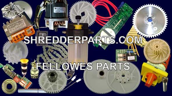 Shredderparts Com Fellowes Parts