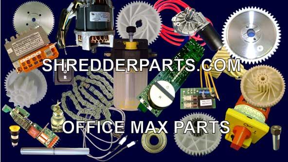 Shredderparts Com Office Max Parts