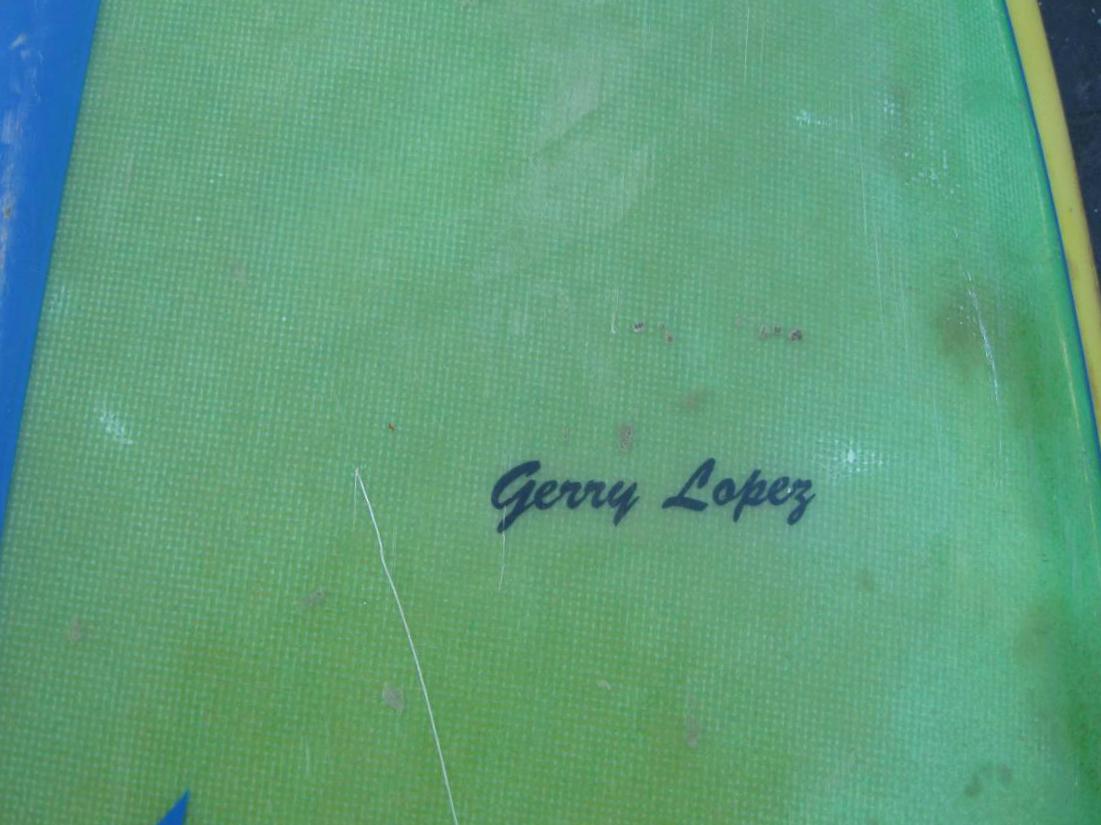 Mr Pipeline: Gerry Lopez Lightning Bolt