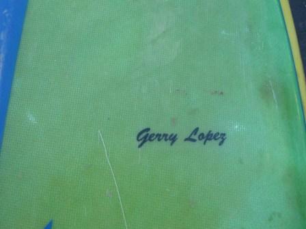 Gerry Lopez Lightning Bolt 1