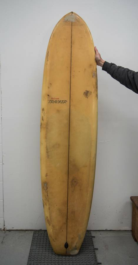 Morey Pope Surfboards Bob McTavish Tracker