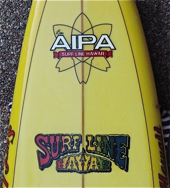 Aipa Surf Line Hawaii