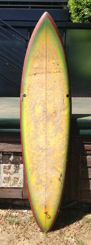 Vintage Channel Islands Single Fin