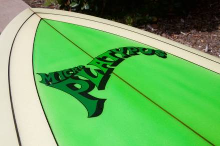 Challenger Surfboards Micro Platypus 1969 7'6 7