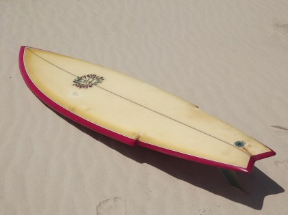 Dick Brewer Vintage Sting Single Fin2