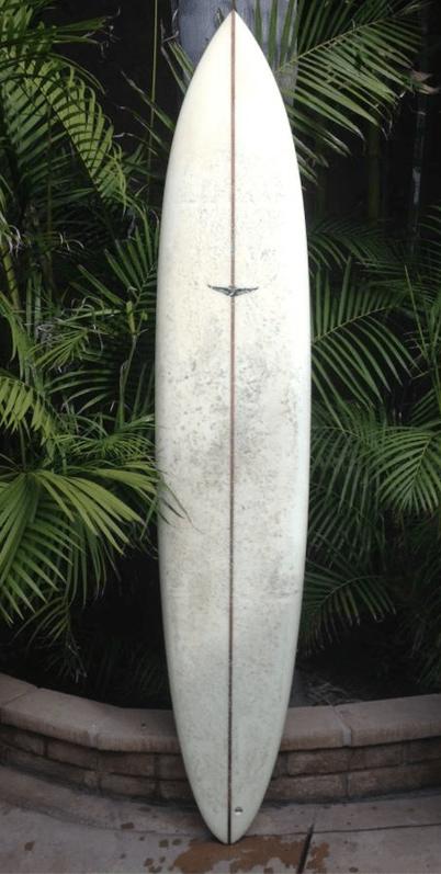 Skip Frye Thruster Mini Glider 8'6 1