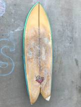 Choice Surfboards Steve Lis Fish 2