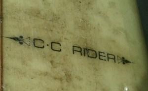 Con Claude Codgen CC Rider Logo